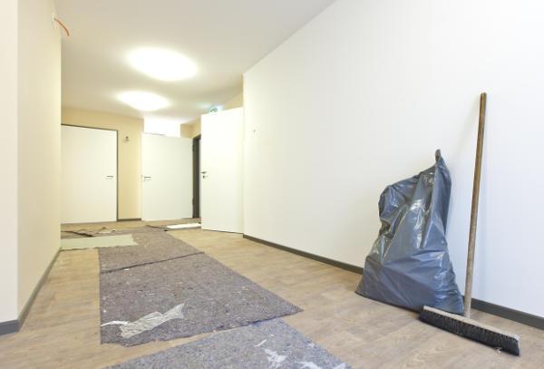 Flur Neubau Matthias Buehner