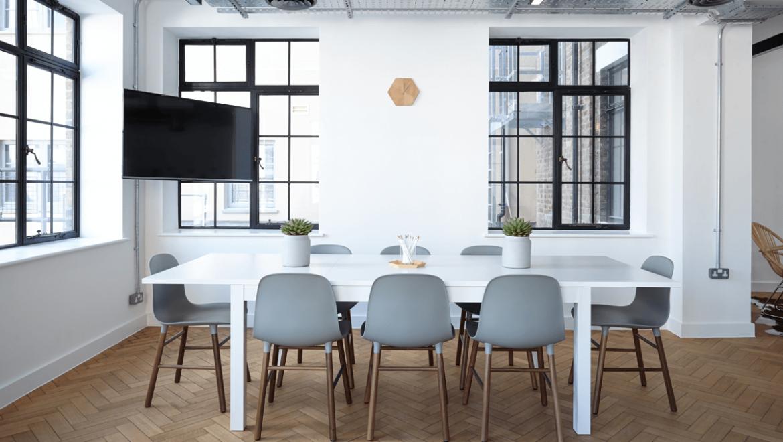 De voordelen van een schoon kantoor